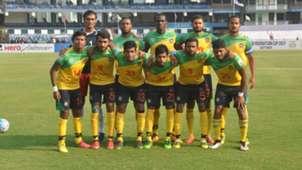 Chennai City FC squad Federation Cup 2017