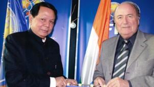Priya Ranjan Dasmunshi Sepp Blatter