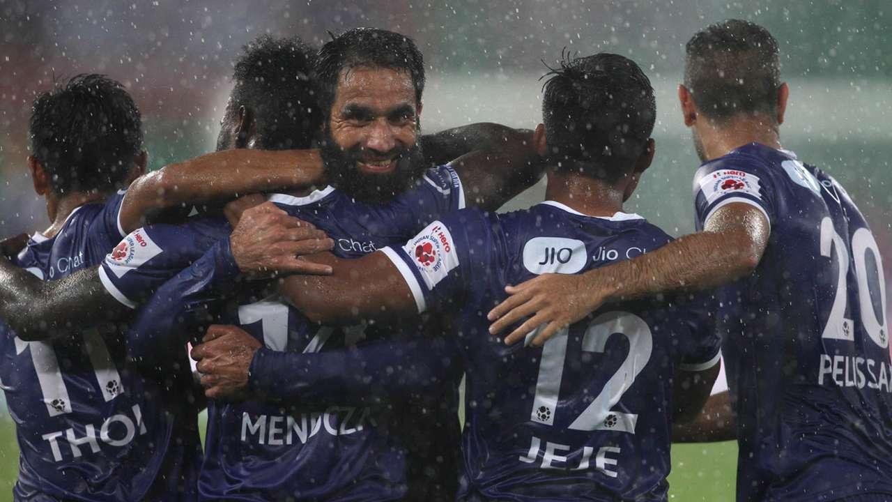 Mehrajuddin Wadoo Chennaiyin FC Mumbai City FC ISL season 2