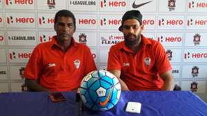 Alfred Fernandes Churchill Brothers East Bengal FC I-League 2017
