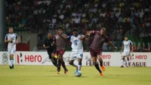 Mohun Bagan Bengaluru FC I-League 2017