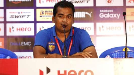 Sabir Pasha Chennaiyin FC Mumbai City FC ISL season 3 2016