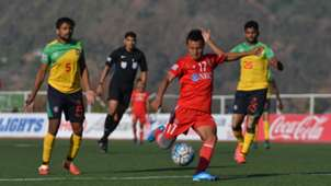 R Laldanmawia Aizawl FC Chennai City FC I-League 2017