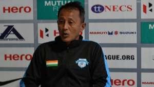 Wangkhem Khogen Singh Aizawl FC Minerva Punjab FC I-League 2017/2018