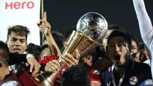 Aizawl FC I-League 2017 Champions