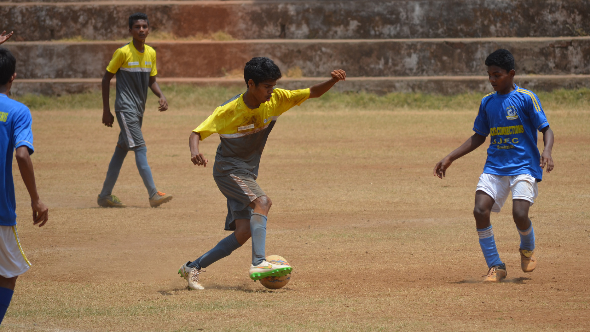 Football School of India - Goa Super Cup