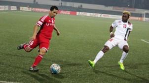 Samuel Shadap Sony Norde Shillong Lajong FC Mohun Bagan I-League 2017