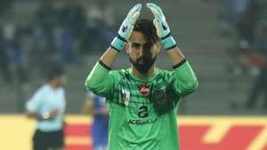Amrinder Singh Mumbai City FC Jamshedpur FC ISL 4 2017/2018