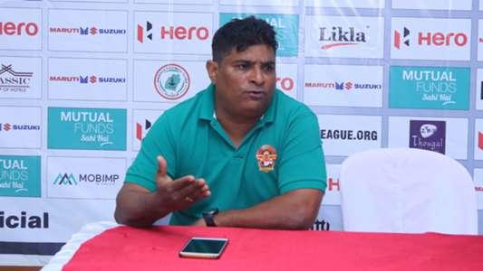 Bino George Gokulam FC I-League 2017/2018