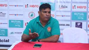 Bino George Gokulam FC I-League 2017/2018