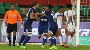 Chennaiyin FC FC Goa ISL season 4 2017/2018