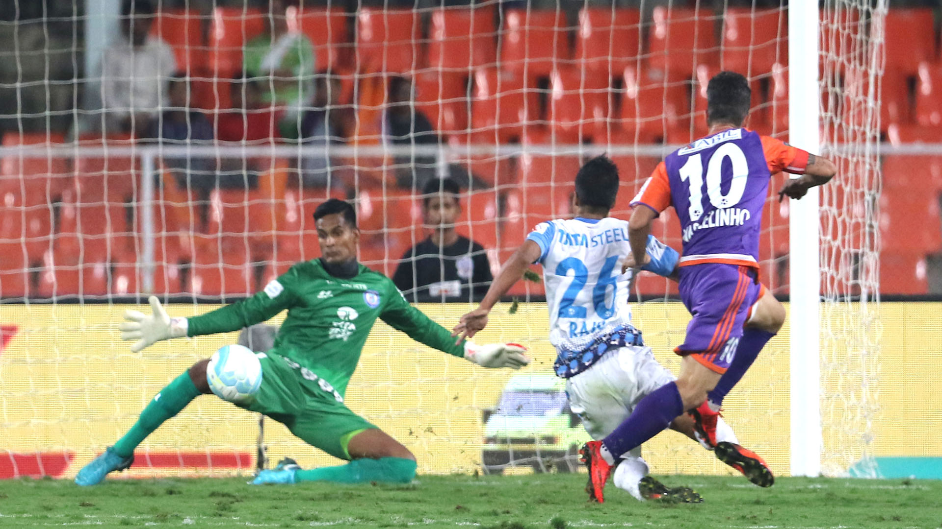FC Pune City Jamshedpur FC ISL 4 2017/2018