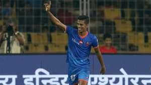 Mandar Rao Dessai FC Goa NorthEast United FC ISL 4 2017/2018