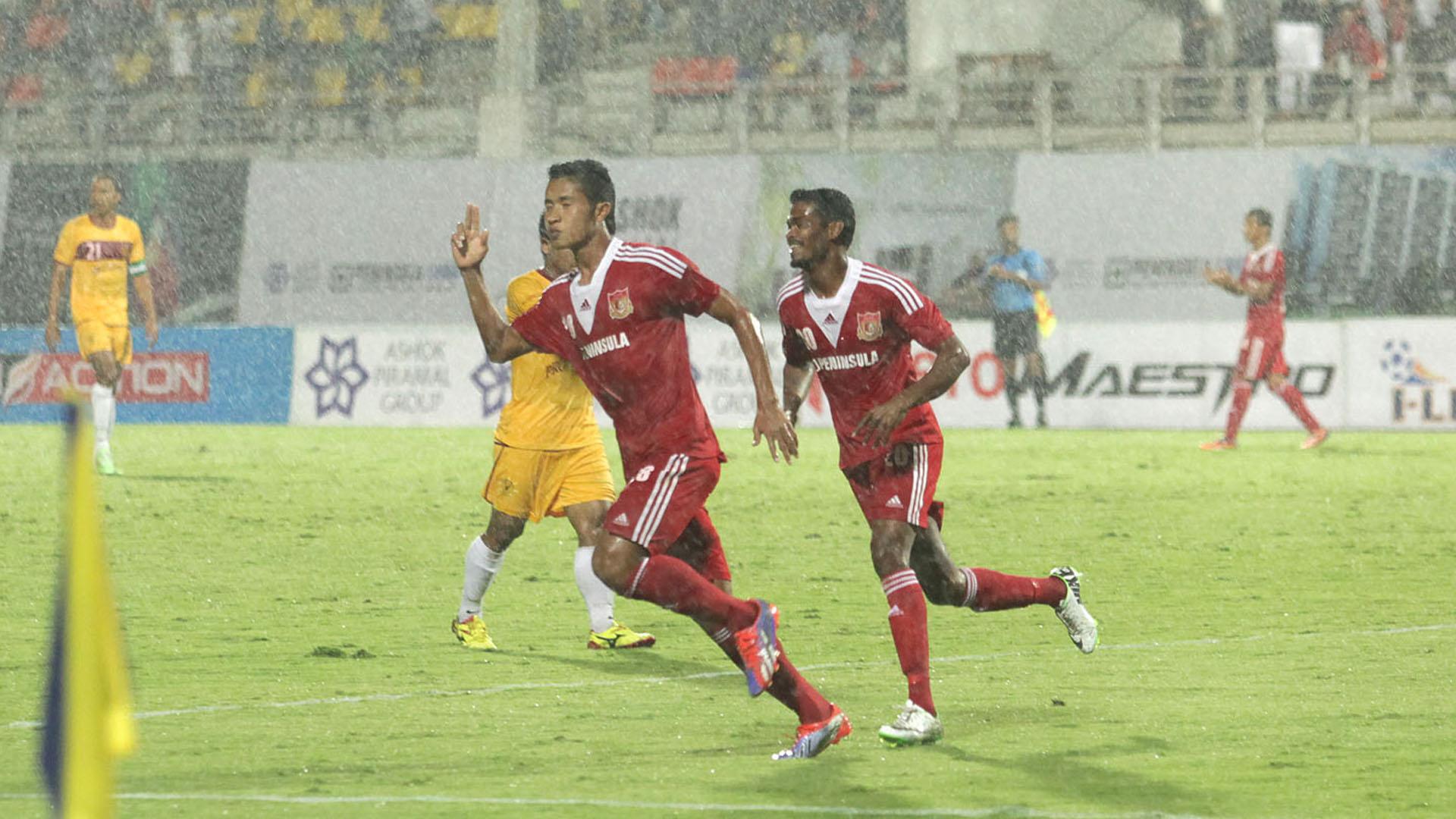 Thongkhosiem Haokip Pune FC Royal Wahingdoh FC I-League