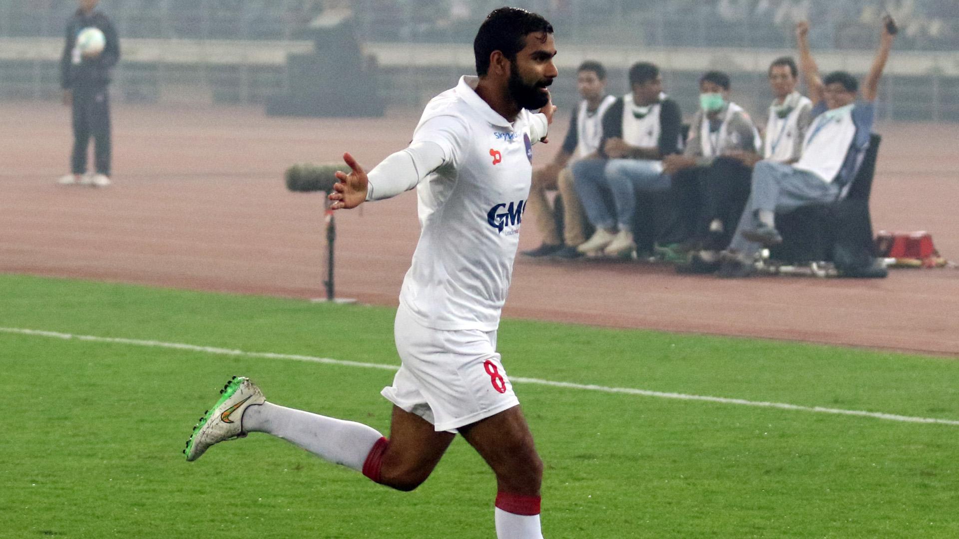 Kean Lewis Delhi Dynamos FC Kerala Blasters FC ISL season 3 2016