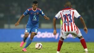 Narayan Das Atletico de Kolkata FC Goa ISL season 2