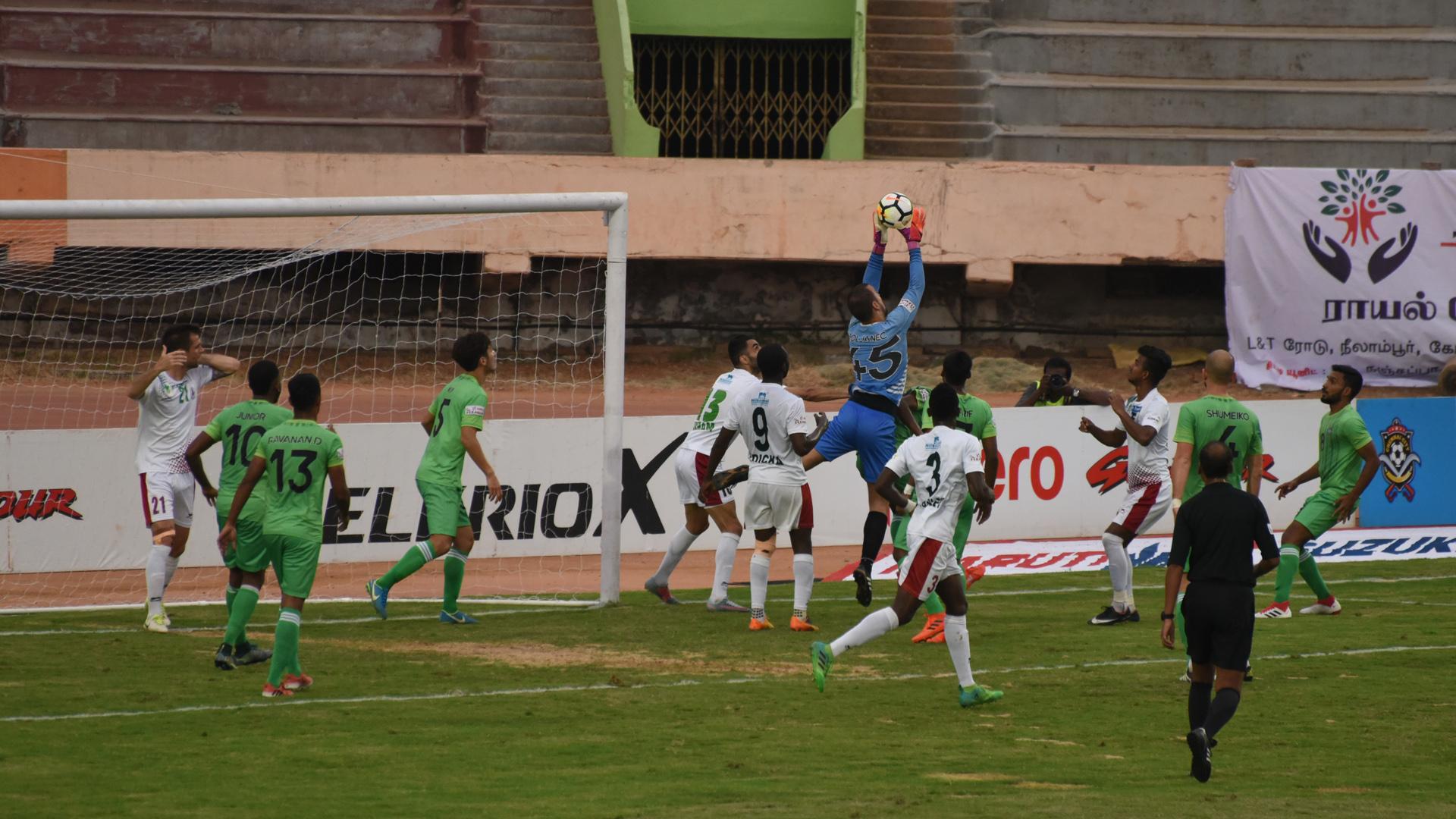Chennai City FC Mohun Bagan I-League 2017/2018