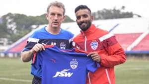 Albert Roca Harmanjot Khabra Bengaluru FC