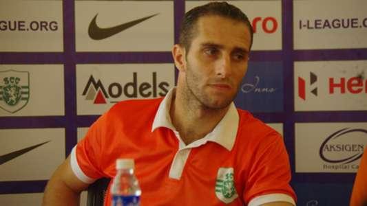 Mahmoud Al Amna Sporting Clube de Goa I-League