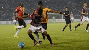 Mohun Bagan East Bengal I-League 2017