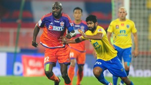 Mohamed Sissoko Mohammed Rafi FC Pune City Kerala Blasters FC ISL season 3 2016