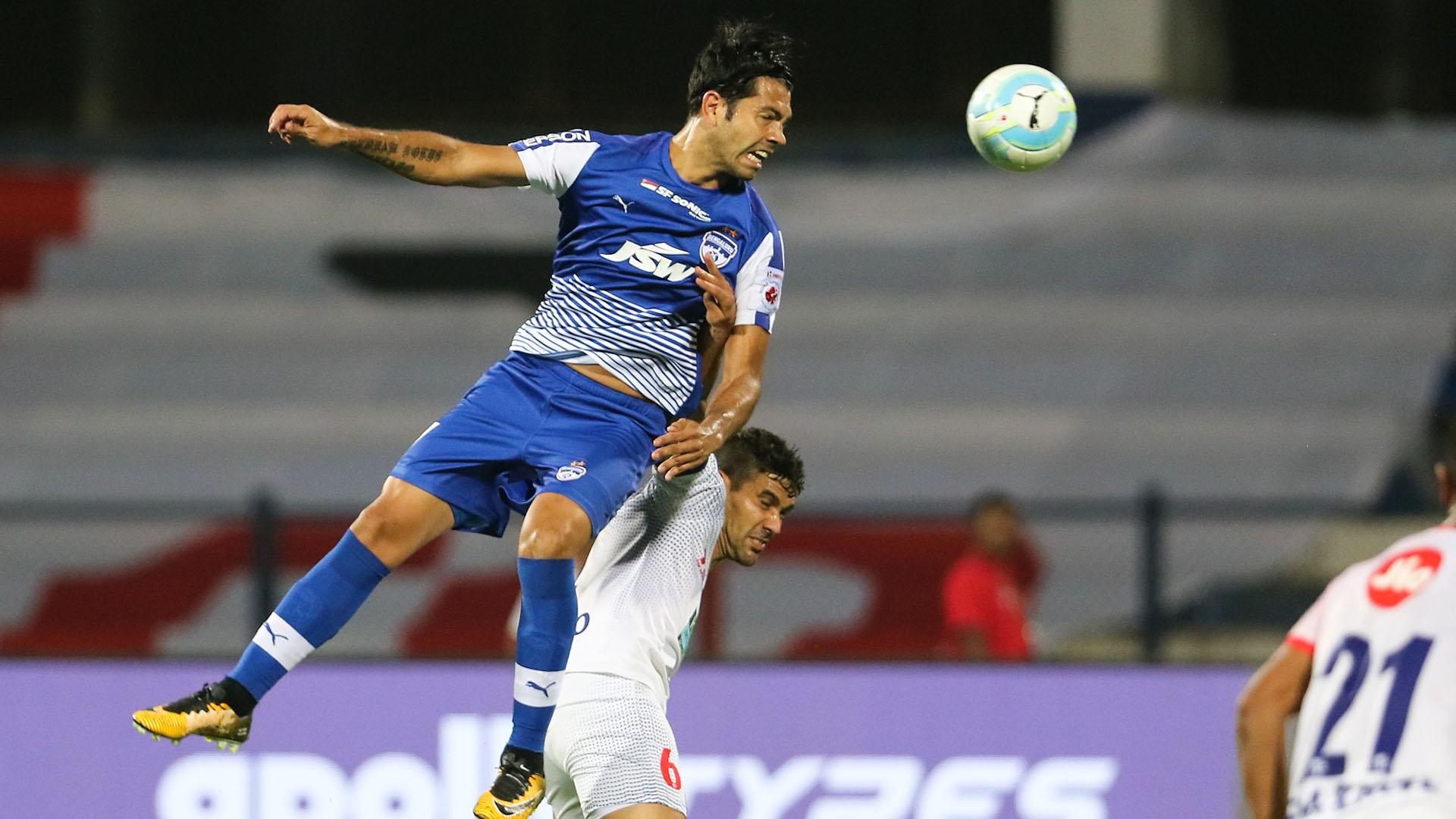 Miku Bengaluru FC Delhi Dynamos FC ISL season 4 2017/2018