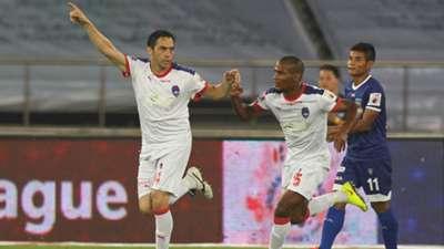Anderson Sebastiao Cardoso Delhi Dynamos FC Chennaiyin FC ISL season 2 08102015