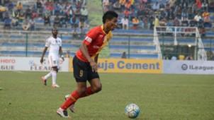 Willis Plaza East Bengal FC Shillong Lajong FC I-League 2017