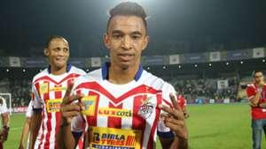 Sameehg Doutie Mumbai City FC Atletico de Kolkata ISL semi final season 3 2016