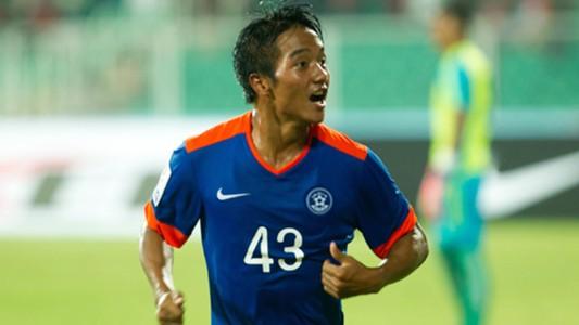 Chhangte Lallianzuala India Nepal SAFF Cup 2015