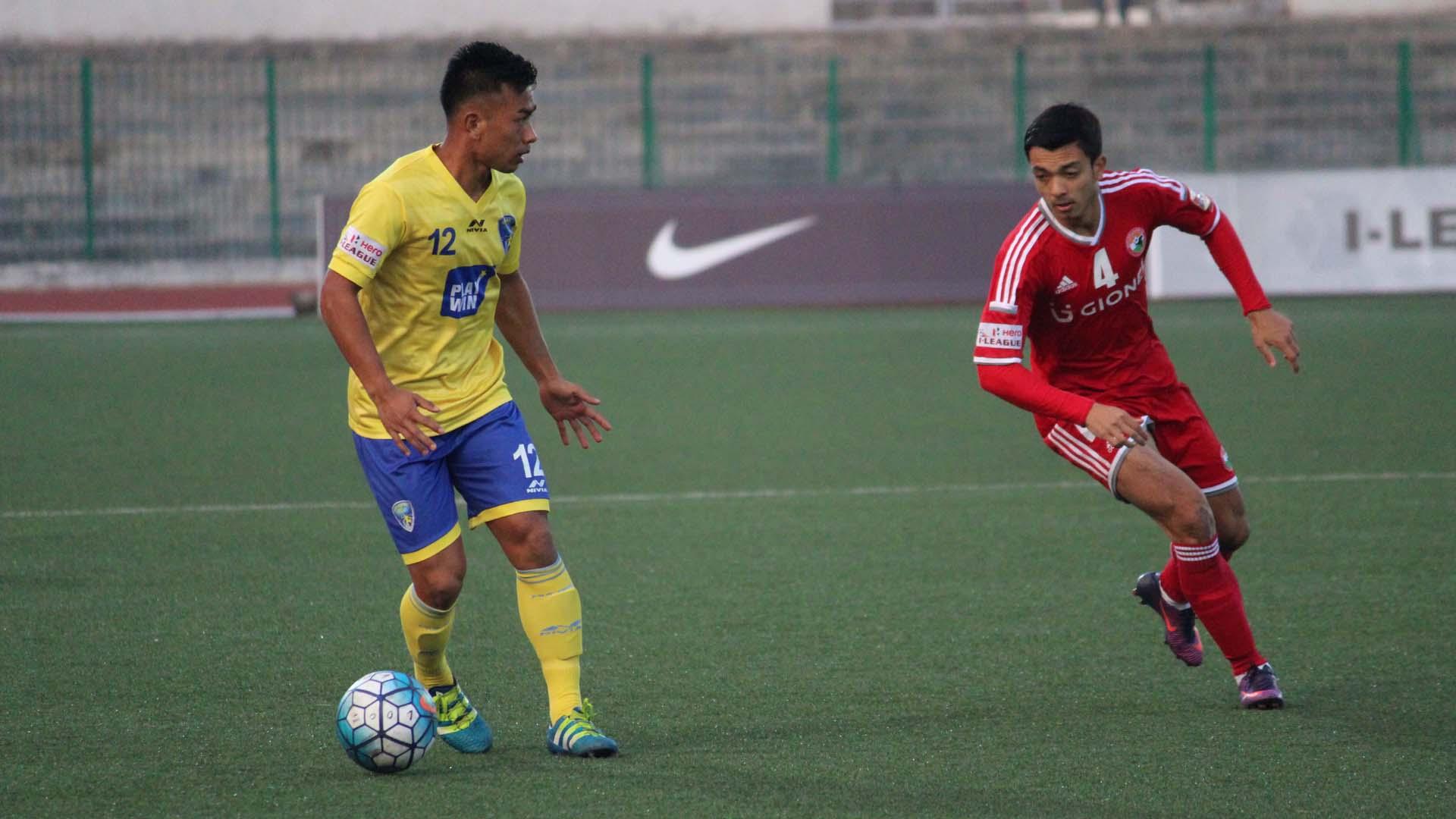 Reagan Singh Rupert Nongrum Shillong Lajong FC Mumbai FC I-League 2017