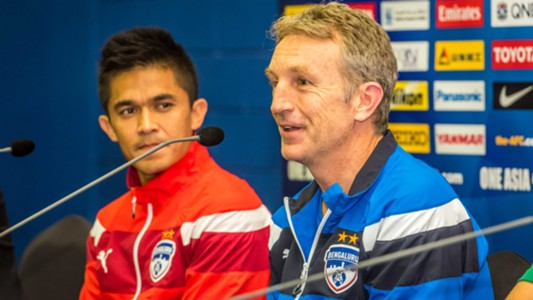 Sunil Chhetri Albert Roca AFC Cup final pre-match Press Conference