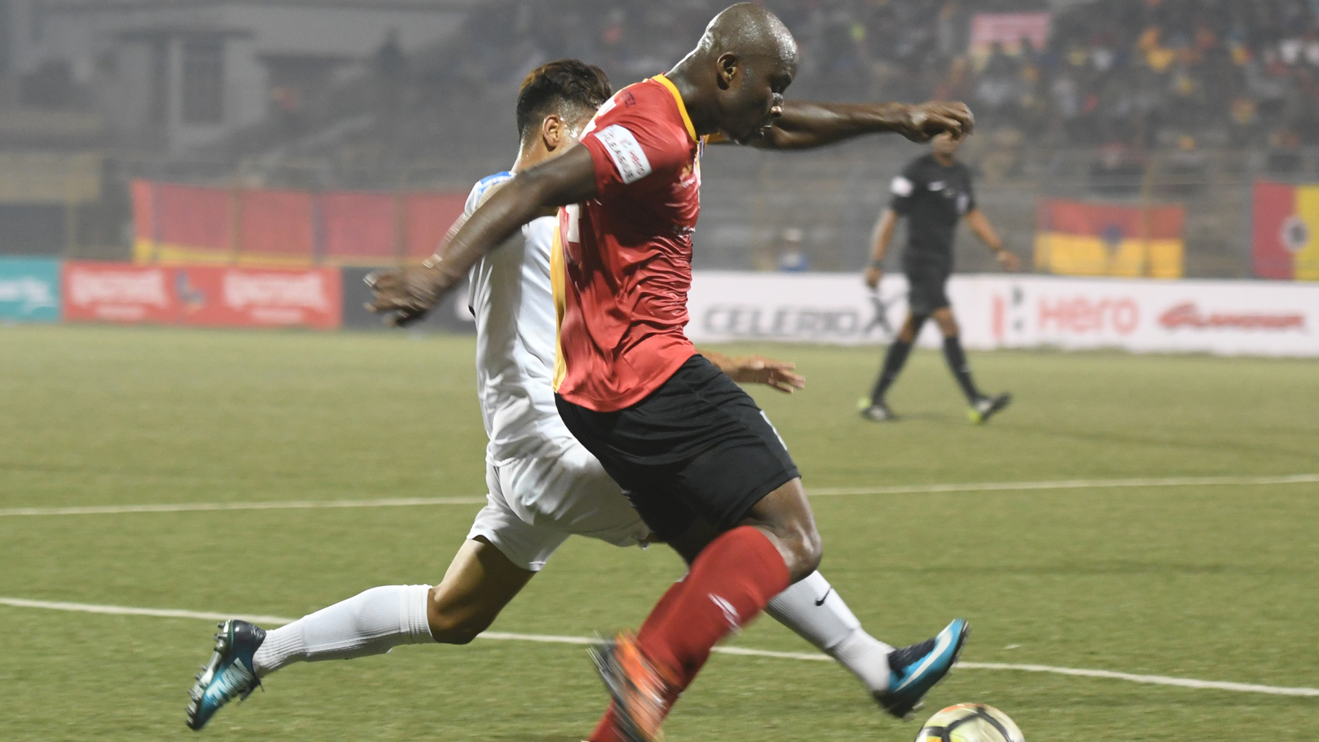 Dudu Omagbemi East Bengal Indian Arrows I-League 2017/2018