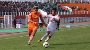 Singam Subash Singh Lalram Hmunmawia NEROCA FC Aizawl FC I-League 2017/2018