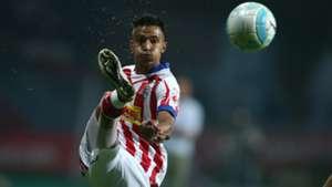 Sameehg Doutie Atletico de Kolkata Mumbai City FC ISL semi final season 3 2016