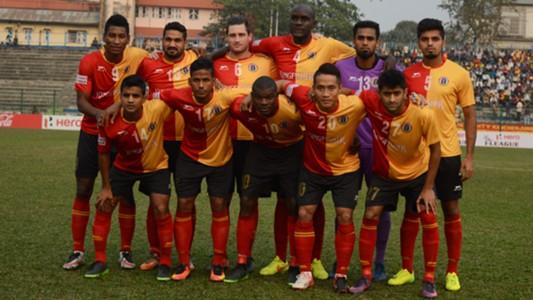 East Bengal FC Shillong Lajong FC I-League 2017