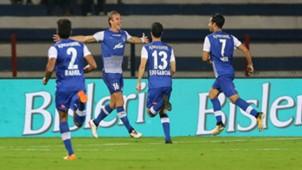 Erik Paartalu Bengaluru FC Delhi Dynamos FC ISL season 4 2017/2018