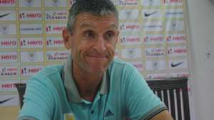 Trevor Morgan Dempo SC I-League