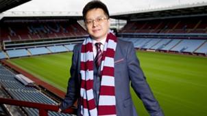 Tony Xia, Aston Villa
