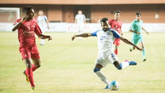 CK Vineeth Churchill Brothers Bengaluru FC I-League 2017