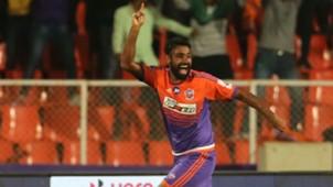 Gurtej Singh FC Pune City Jamshedpur FC ISL 4 2017/2018