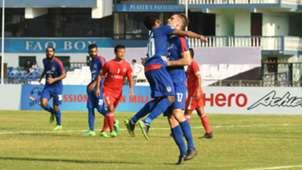 Aizawl FC Bengaluru FC Federation Cup Semi Final 2017