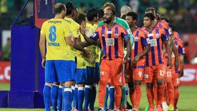 Kerala Blasters FC FC Pune City ISL season 2