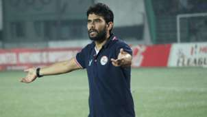 Khalid Jamil Aizawl FC I-League 2017 Champions