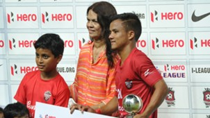 Chesterpoul Lyngdoh Churchill Brothers Mohun Bagan I-League 2017