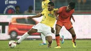 Gurwinder Singh and Souvik Chakraborty Delhi Dynamos FC vs Kerala Blasters FC  ISL