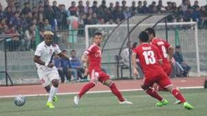 Shillong Lajong Mohun Bagan I-League 2017