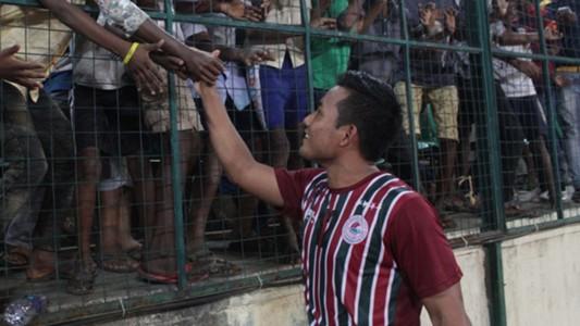 Jeje Lalpekhlua Chennai City Mohun Bagan I-League 2017