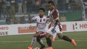 Mohun Bagan Shillong Lajong FC I-League