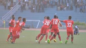 Aizawl FC Churchill Brothers I-League 2017/2018
